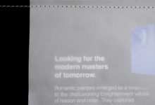 Modern Masters Booklet